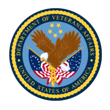 US Department of Veteran's Affairs
